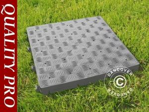 Kunststoffboden PRO 40 m², Grau