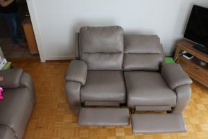 Joli fauteuil deux place relax
