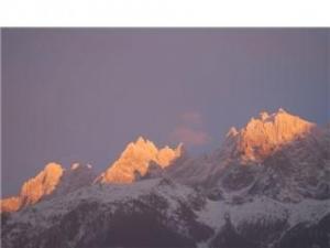 Séjour à Chamonix, face au Mont Blanc