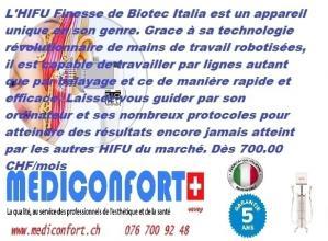 hifu biotec italia garantie 5 ans