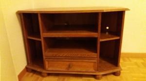 Ancien style meuble à télé