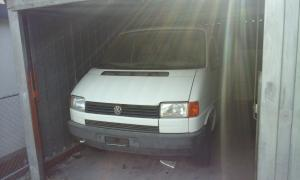 2 X BUS VW T4  BLANC