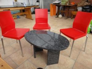 Table basse en granite