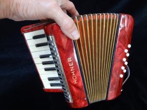 Hohner Mignon I Petit accordéon chromatique