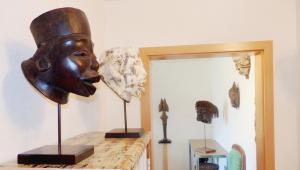 Art africain ancien collection de 100 pièces à vendre