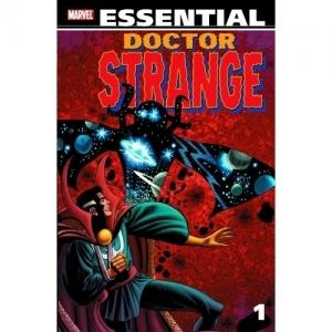 marvel : essential doctor strange