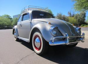 1960 VW Coccinelle retro-fit completement