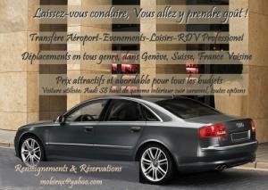 Chauffeur & Driver et/ou accompagnateur