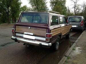 JEEP WAGONEER 5.9 LIMITED GPL