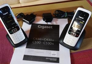 GIGASET C430 Duo