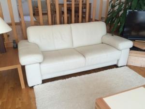 Canapé cuir 3 places