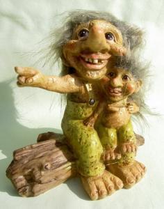 Trolls - Gnomes No 5