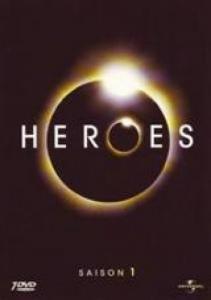 Heroes - DVD Saison 1