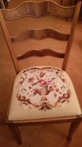 Lot de 8 belles chaises