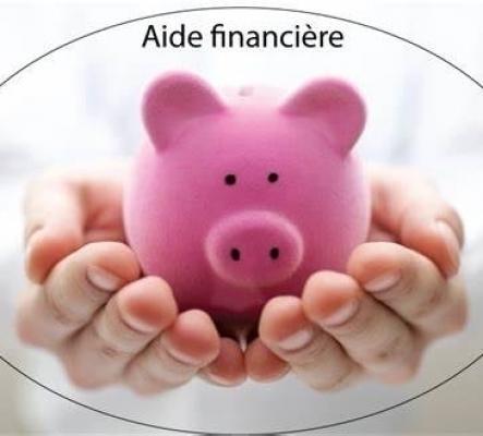 Demande d'aide financière, prêt.