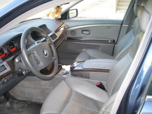 BMW 740 Biturbod