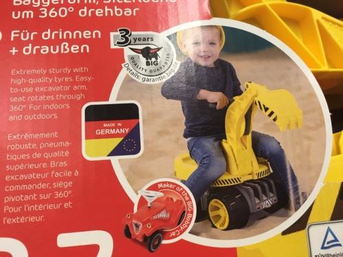 Trax, tracteur