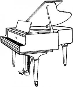 Course de piano