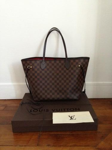 Authentique sac Louis Vuitton Neverfull : joomil.ch