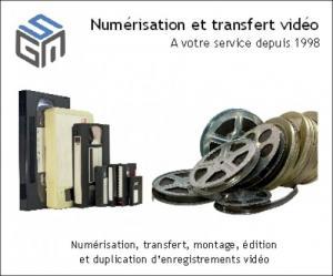 Transfert vidéo/audio pro sur DVD et HD