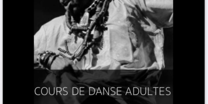 Cours de danse africaine Sabar par Mbaye Sall