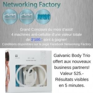 Machine anti-cellulite neuve 525 frs offerte