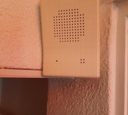 Cntrale d'alarme électronique
