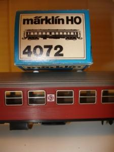 Märklin HO 4072 B 1 SJ 2.