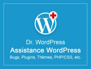 Vous avez des soucis avec WordPress ?