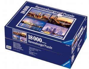 Puzzle Ravensburger 18000 pièces RARE