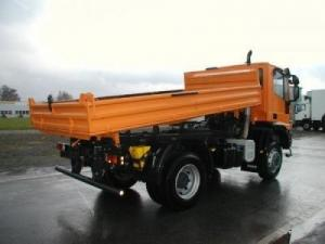 : iveco Camion benne Iveco ML 110 E 25W