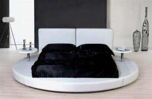 lit rond a vendre. Black Bedroom Furniture Sets. Home Design Ideas