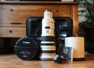 Objectif canon ef 500 mm f4.0 l is usm