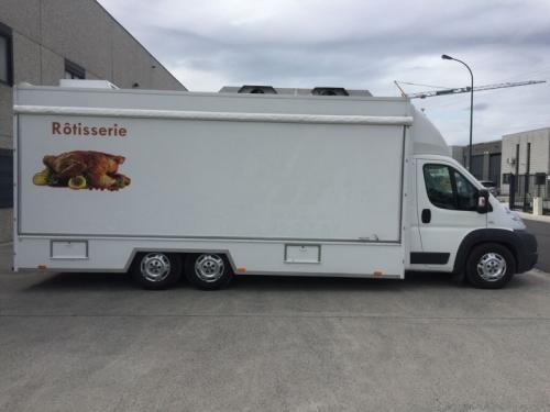 Camion magasin FIAT Ducato 3.0 ALKO
