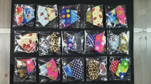 Jolis masques en tissu