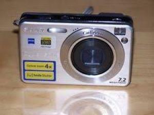 Appareil photo sony DSC-W110