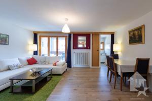 Nendaz, appartement traversant, 2.5 pièces, ski-in ski-out