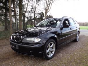 5'900.-- BMW 325 IX 4 X 4 BREAK