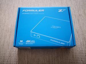 Box Formuler Z Prime neuf