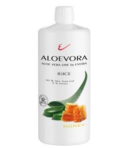 Gel à boire Aloe Vera au miel avec livraison gratuite