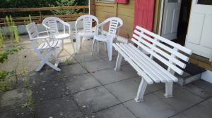 Chaises - Fauteuil - Banc : pour jardin et/ou balcon