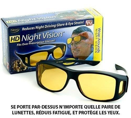 Lunette anti-éblouissement /Blendschutzblende Brille