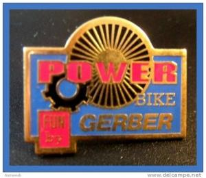Pin´s Power Bike Gerber