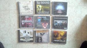 DIVERS CD RAP FRANCAIS 2