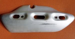 Protection collecteur Ducati Multistrada 1000 DS