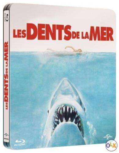 """Blu Ray -- """" Les dents de la mer """""""