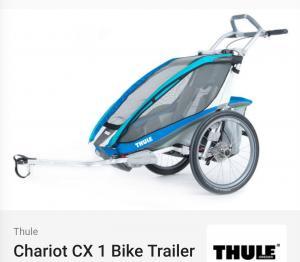 Recherche chariot CX 1 jogger