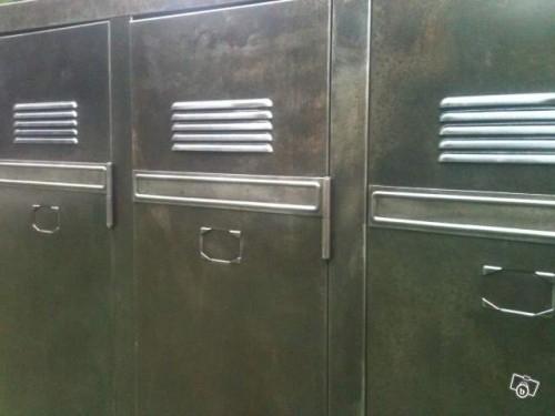 vestiaire industriel casier d 39 usine ldt. Black Bedroom Furniture Sets. Home Design Ideas