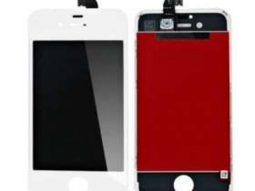 vitres-lcd pour divers modèles d 'iphone