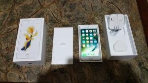 Iphone 6s plus gold 128gb
